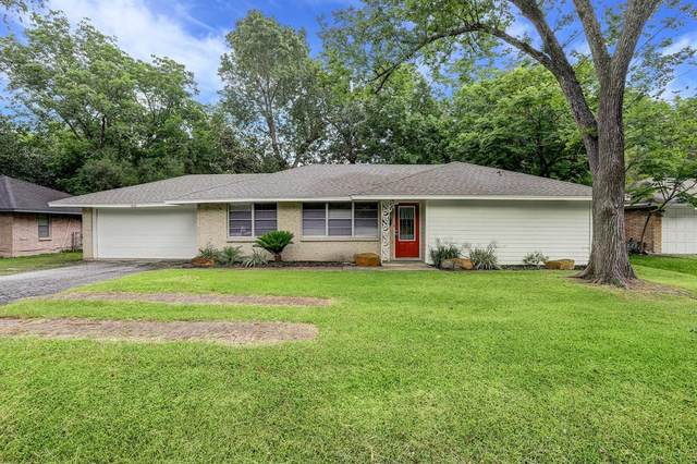 3110 Hollister Street, Houston, TX 77080 (MLS #36232060) :: Phyllis Foster Real Estate