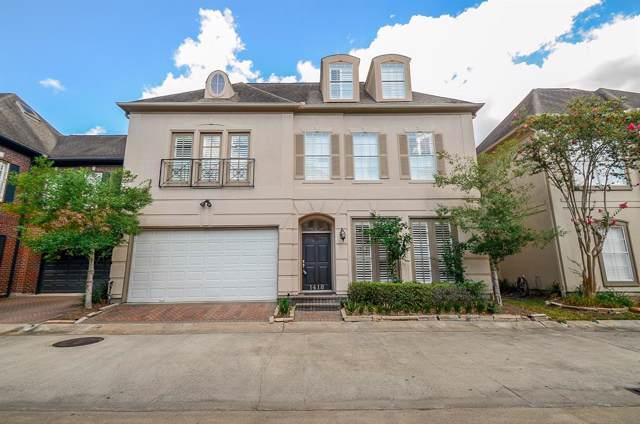 1418 E Hilshire Park Drive, Houston, TX 77055 (MLS #36232191) :: The Heyl Group at Keller Williams