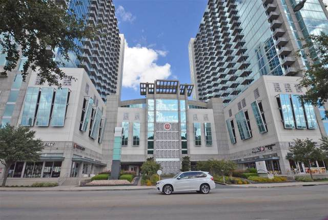 5925 Almeda Road #12908, Houston, TX 77004 (MLS #36232977) :: The Bly Team