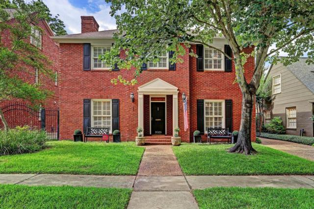 3028 Jarrard, West University Place, TX 77005 (MLS #36235830) :: Keller Williams Realty