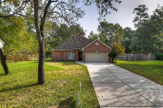 1002 Shadberry Drive, Magnolia, TX 77354 (MLS #36238126) :: The SOLD by George Team