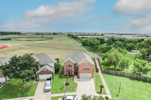 5031 Brower Crest Drive, Pasadena, TX 77504 (MLS #36239545) :: Parodi Group Real Estate