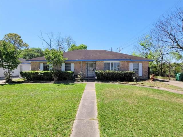8607 Bellaire Boulevard, Houston, TX 77036 (MLS #36244070) :: Giorgi Real Estate Group