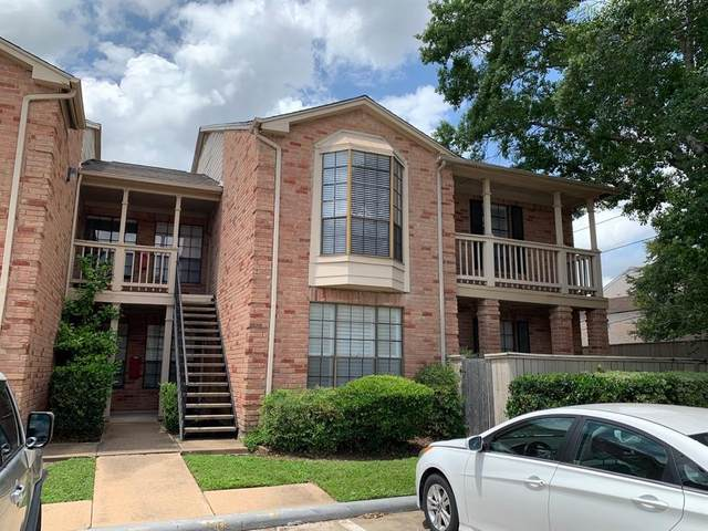 2255 Braeswood Park Drive #204, Houston, TX 77030 (MLS #362512) :: The SOLD by George Team
