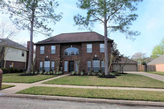 1706 Keystone Drive, Friendswood, TX 77546 (MLS #36255214) :: Rachel Lee Realtor