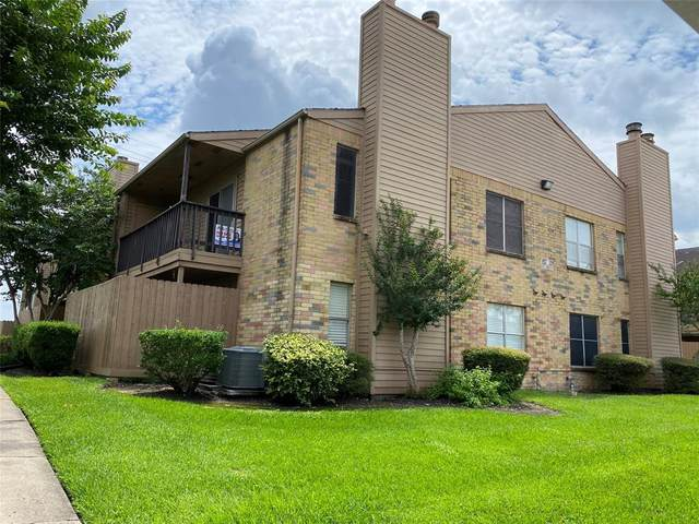 10555 Turtlewood Court #1101, Houston, TX 77072 (MLS #36261426) :: Connect Realty
