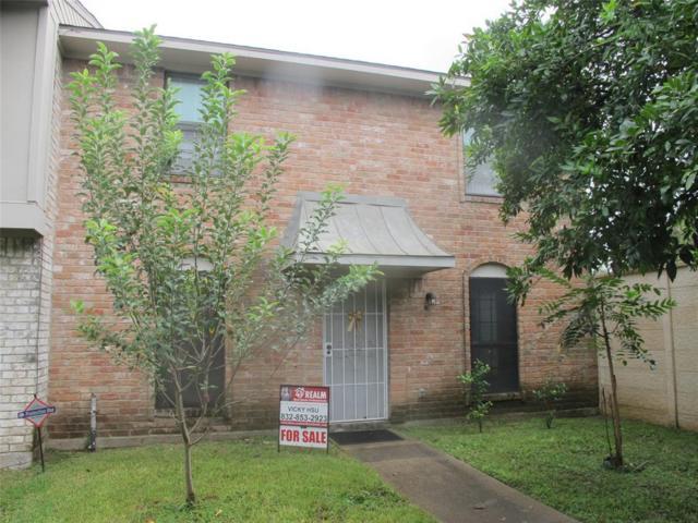 9242 Beechnut Street #17, Houston, TX 77036 (MLS #36265182) :: The Johnson Team