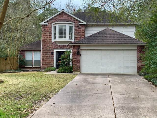 27 S Indian Sage Circle, The Woodlands, TX 77381 (MLS #36280545) :: The Home Branch
