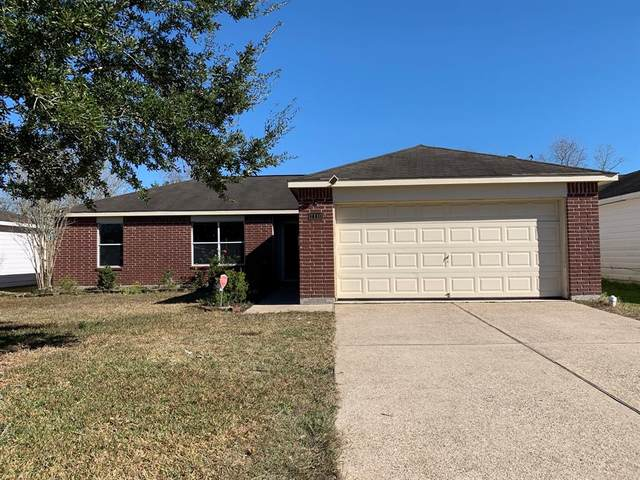 2110 Redfish Drive, League City, TX 77591 (MLS #36290884) :: Ellison Real Estate Team