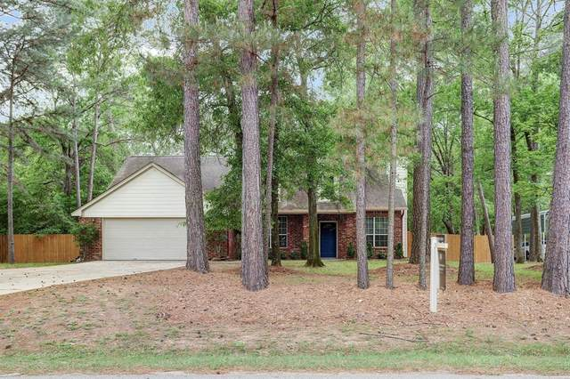 33707 Conroe Huffsmith Road, Magnolia, TX 77354 (MLS #36301014) :: Lisa Marie Group | RE/MAX Grand