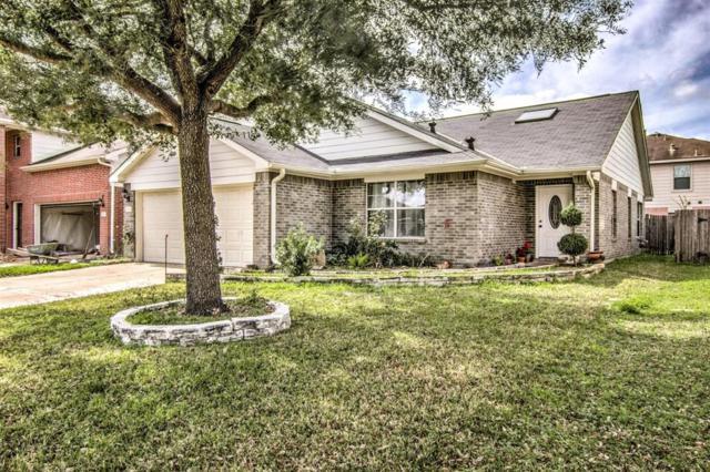 3911 Pebble Garden Lane, Katy, TX 77449 (MLS #36302786) :: RE/MAX 1st Class