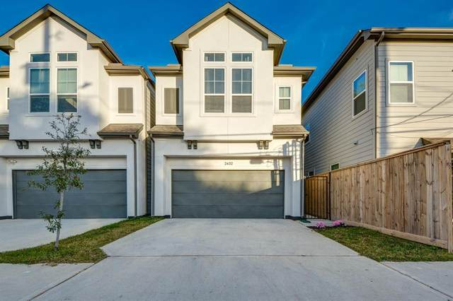 2432 Cochran Street, Houston, TX 77009 (MLS #3631477) :: Ellison Real Estate Team