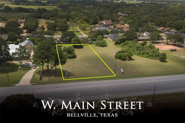 0 W Main Street, Bellville, TX 77418 (MLS #36322113) :: The SOLD by George Team