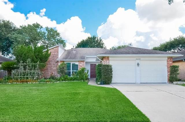 14010 Mary Sue Court, Sugar Land, TX 77498 (MLS #3632729) :: The SOLD by George Team