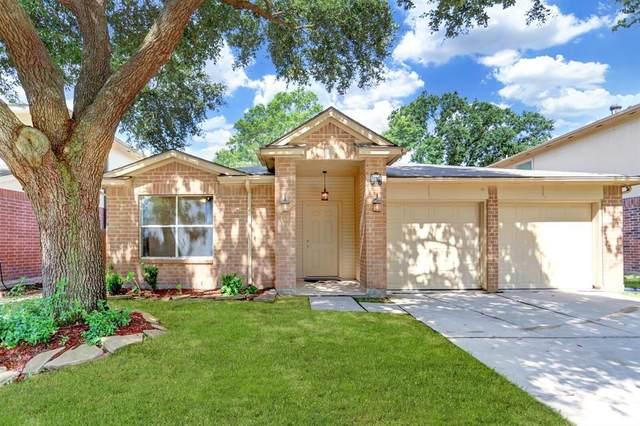 12639 Pine Bush Drive, Houston, TX 77070 (MLS #36338264) :: The Bly Team