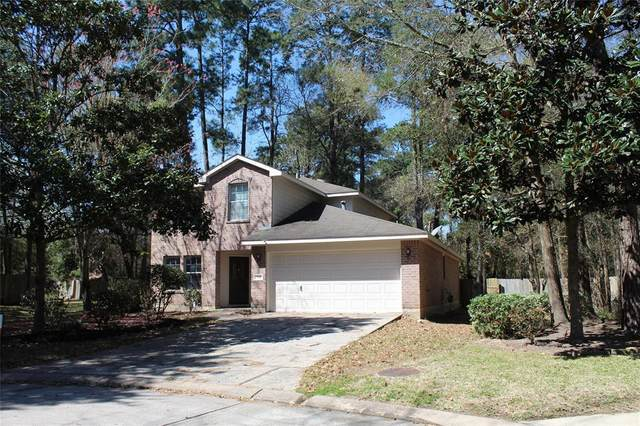 110 Drifting Shadows Court, The Woodlands, TX 77385 (MLS #36344015) :: The Bly Team