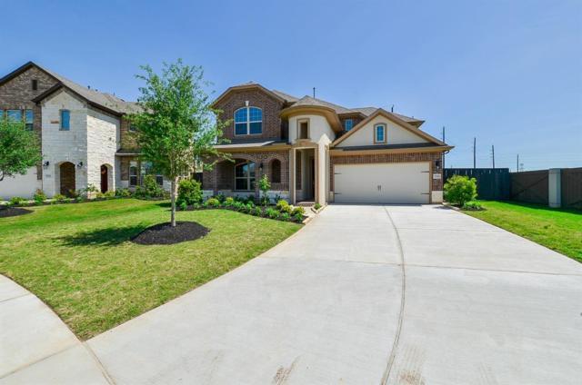 910 Georgia Blue Drive, Richmond, TX 77406 (MLS #36344426) :: Caskey Realty