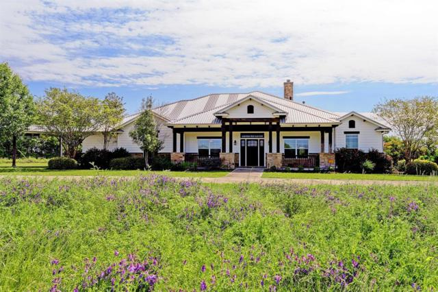8655 Latium Cemetery Road Road NE, Burton, TX 77835 (MLS #3635284) :: Texas Home Shop Realty