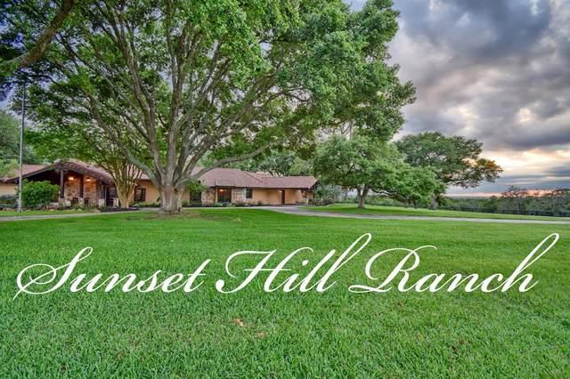 9905 Mayfair Lane, Brenham, TX 77833 (MLS #36354317) :: The Home Branch