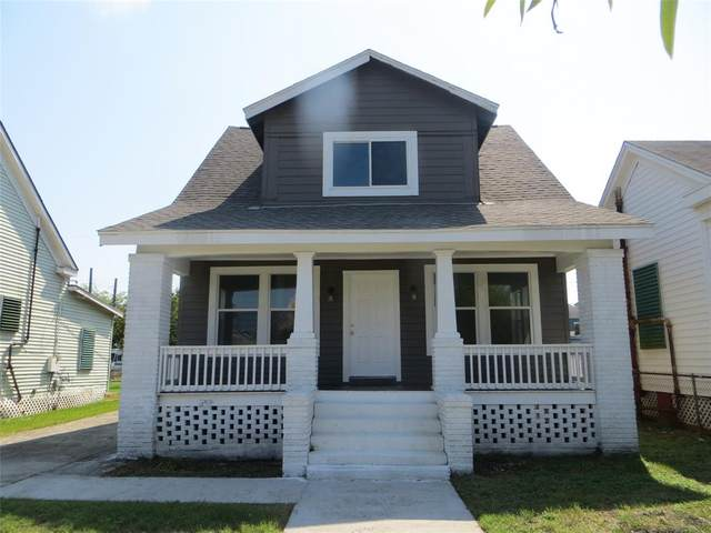 3415 Avenue M, Galveston, TX 77550 (MLS #36356734) :: Texas Home Shop Realty