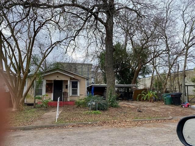 214 E 35th Street, Houston, TX 77018 (MLS #36357130) :: My BCS Home Real Estate Group