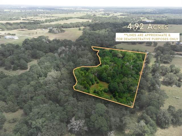 TBD 4.9 AC +/- County Road 310, Caldwell, TX 77836 (MLS #3636288) :: The Home Branch