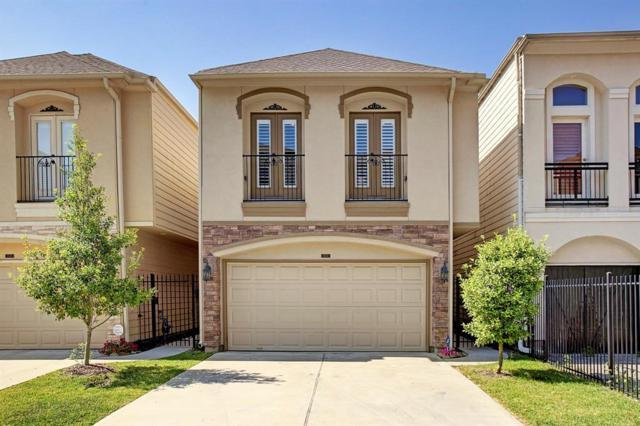 5513 Petty Street C, Houston, TX 77007 (MLS #36365878) :: Magnolia Realty
