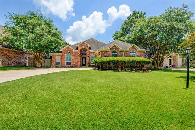 142 Bent Tree Lane, Montgomery, TX 77356 (MLS #36368474) :: The Property Guys