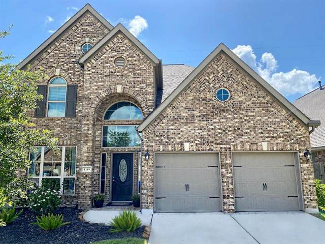 3319 Primrose Canyon Lane, Pearland, TX 77584 (MLS #36380763) :: The Queen Team