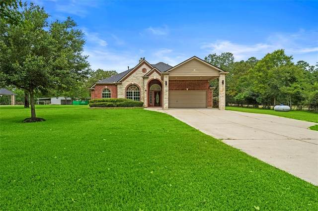 16111 Singletree Drive, Stagecoach, TX 77355 (MLS #36386268) :: The Queen Team