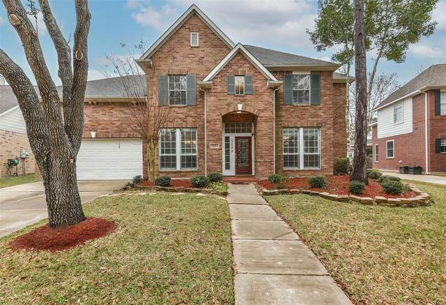 3126 Autumn Leaf Drive, Friendswood, TX 77546 (MLS #36389198) :: The Bly Team