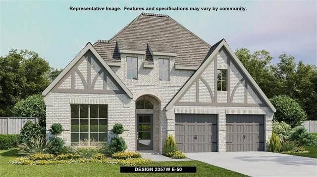 4219 Millers Creek Lane, Manvel, TX 77578 (MLS #36391714) :: The SOLD by George Team