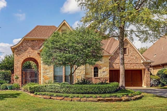 19 Mason Pond Place, The Woodlands, TX 77381 (MLS #36392509) :: Michele Harmon Team