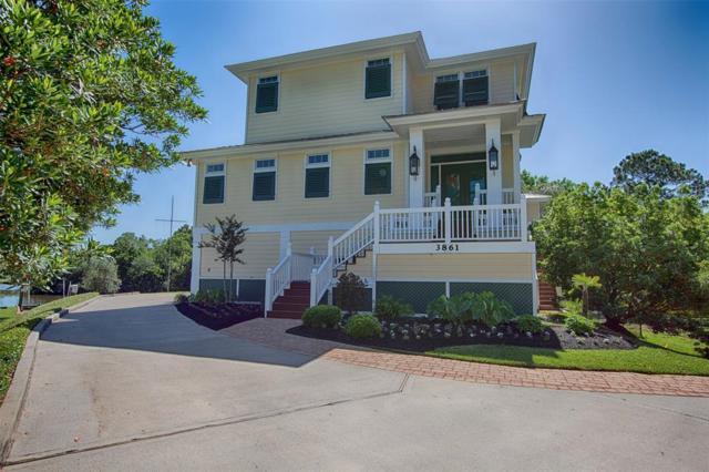 3861 Pine Manor Lane, Dickinson, TX 77539 (MLS #36400667) :: Texas Home Shop Realty