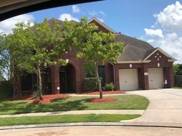 9401 Summer Sun Lane, Pearland, TX 77584 (MLS #36401912) :: The Stanfield Team | Stanfield Properties