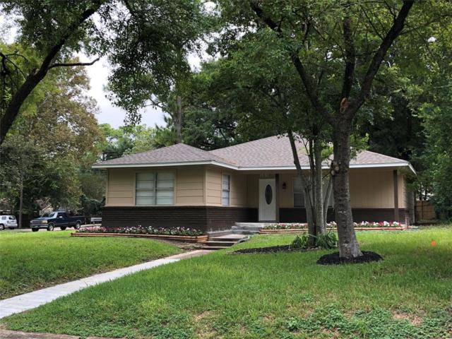 1321 Confederate Road, Houston, TX 77055 (MLS #36405705) :: Caskey Realty