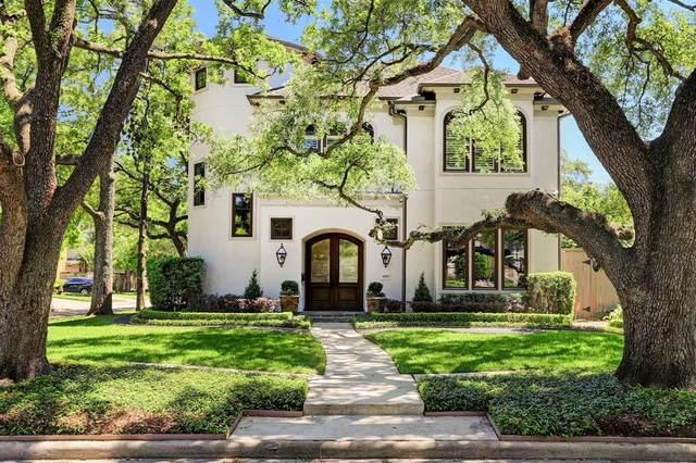 3303 Sunset Boulevard, West University Place, TX 77005 (#36416854) :: ORO Realty