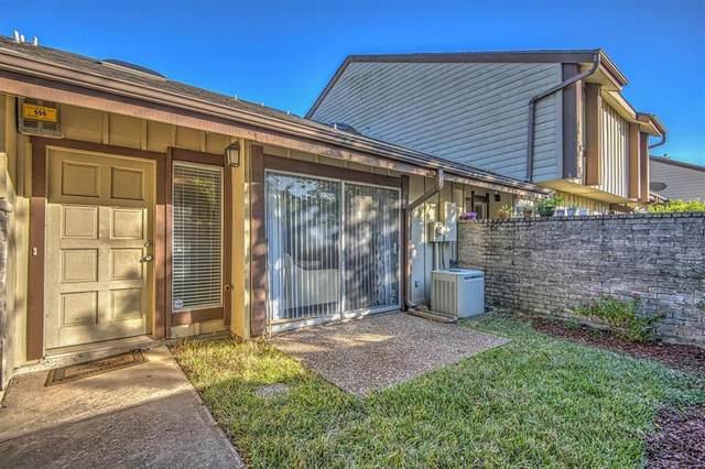 12510 Newbrook Drive #223, Houston, TX 77072 (MLS #3642477) :: The Bly Team