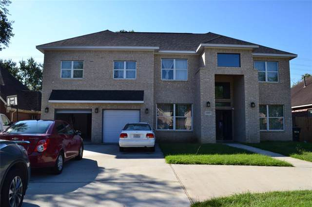 13515 Oak Bend Forest Drive, Houston, TX 77083 (MLS #36428361) :: The Heyl Group at Keller Williams