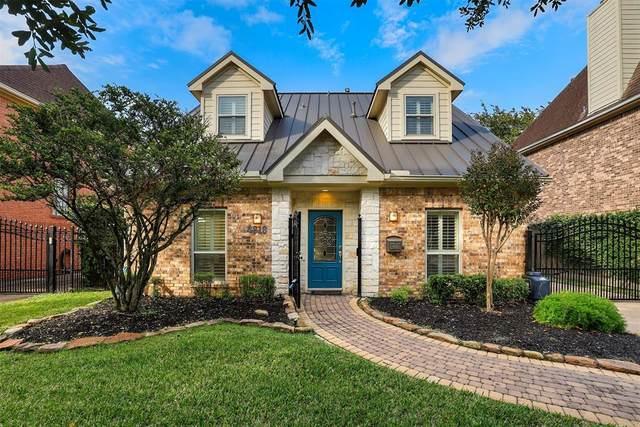 4818 Spruce Street, Bellaire, TX 77401 (MLS #3643027) :: Green Residential