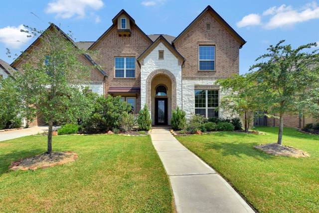 12007 Chisel Ridge, Pearland, TX 77584 (MLS #36431679) :: The SOLD by George Team