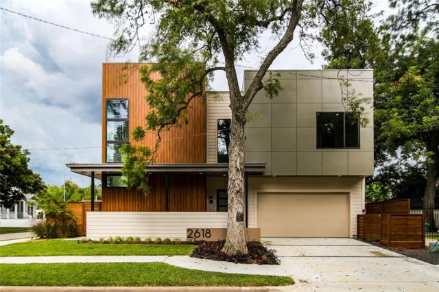 2618 Columbia Street, Houston, TX 77008 (MLS #36431868) :: The Heyl Group at Keller Williams