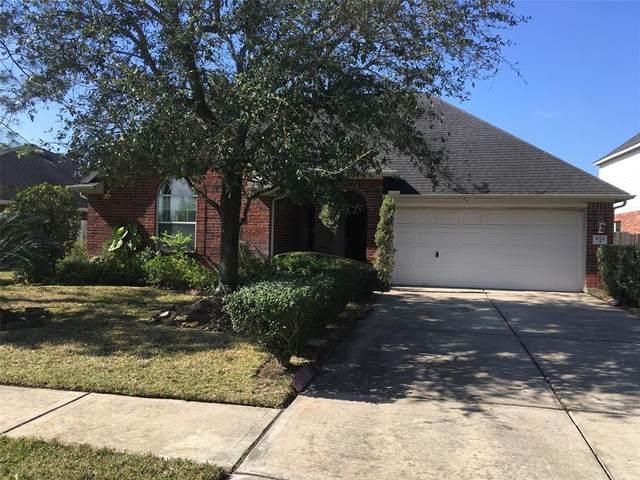 3722 Temple Drive, Manvel, TX 77578 (MLS #36448559) :: Homemax Properties