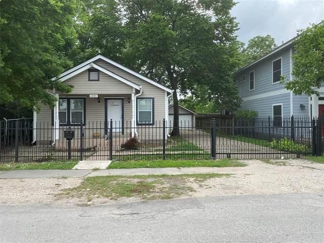 1405 Enid Street, Houston, TX 77009 (#36455641) :: ORO Realty