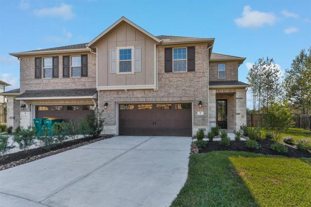 2 Heirloom Garden Place, The Woodlands, TX 77354 (MLS #36457038) :: The SOLD by George Team