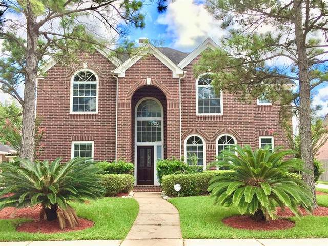 3410 Horncastle Court, Pearland, TX 77584 (MLS #36460450) :: The SOLD by George Team