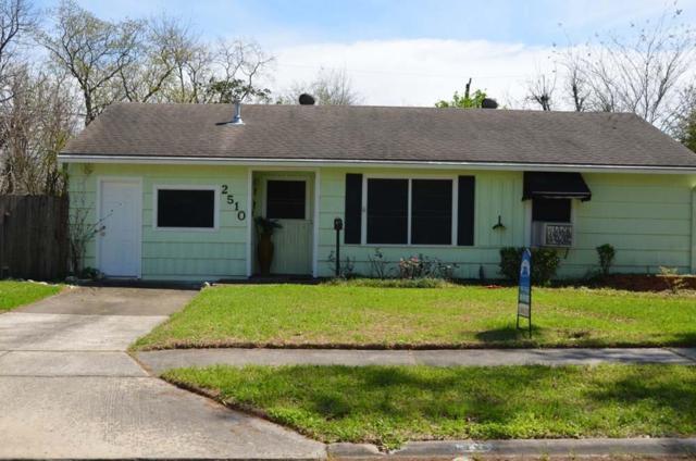2510 Pomona Drive, Pasadena, TX 77506 (MLS #36466766) :: REMAX Space Center - The Bly Team