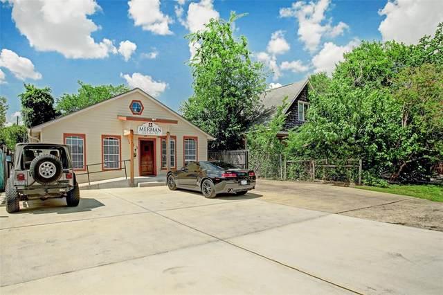743 W 18th Street, Houston, TX 77008 (MLS #36468638) :: Caskey Realty