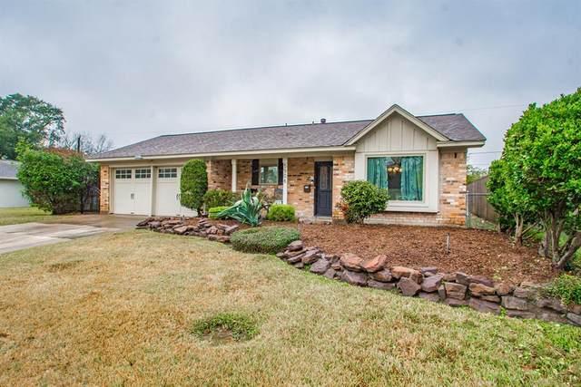 5906 Hewitt Drive, Houston, TX 77092 (MLS #36469331) :: The Home Branch