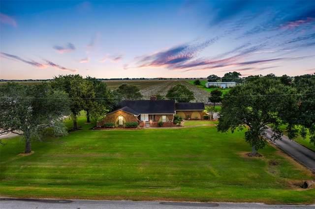 917 County Road 356, El Campo, TX 77437 (MLS #3647072) :: Green Residential